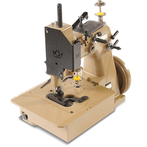 Karpet King KK812-P Heavy Duty Carpet Whipping Machine on Bench